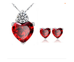 Jewelry sets with free shipping for only $7.00!