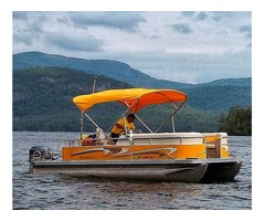 Pontoon Boat Rental Bolton Landing NY