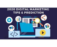 Top 2020 Digital Marketing Tips & Prediction