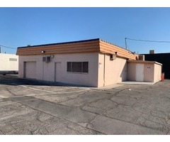 Perfect Large Garage Space With Bathroom/Office For Rent!