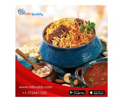 Indian Food | Restaurants | Grocery Online - NRIbuddy  | free-classifieds-usa.com