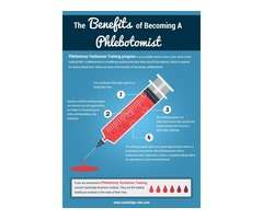 Phlebotomy Technician Courses In NYC