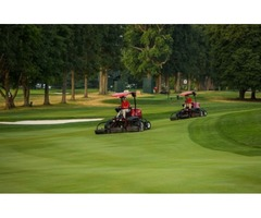 Golf Course Maintenance Equipment - Statewide Turf Equipment