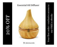 Take-Home Essential Oil Diffuser