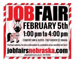 JOB FAIR - All industries - All JOBS!
