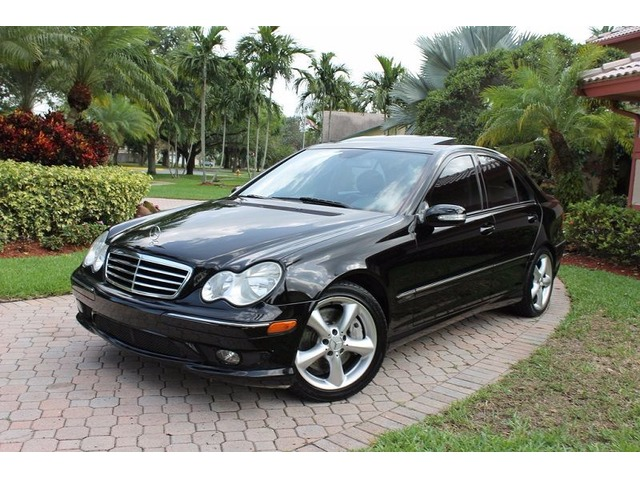 2005 mercedes benz c class c230 kompressor cars miami florida announcement 21990. Black Bedroom Furniture Sets. Home Design Ideas