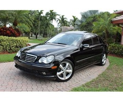 2005 mercedes benz c class c230 kompressor cars miami for Mercedes benz usa email