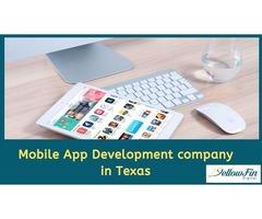 Mobile App Development Company in Texas