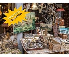 Houston Estate Liquidation Service | Gallery One Estate Sales