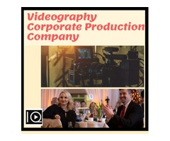 Videography Corporate Production Company