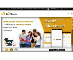 ONE ON ONE INTERACTIVE ONLINE TUITION