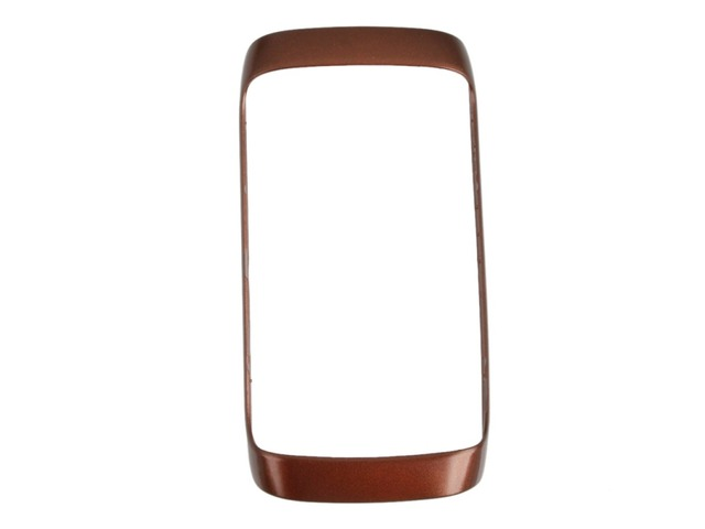 Plastic Faceplate Cover for Blackberry 9860 9850 Coffee | free-classifieds-usa.com