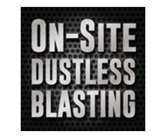 Dustless Blasting Virginia Beach - On Site Dustless Blasting
