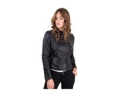 Leather Biker Jacket  for Women | free-classifieds-usa.com