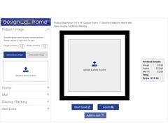 Custom picture frames Online