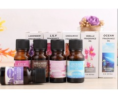 Flower Fruit Essential Oil - Fit Mecca Fitness