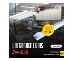Buy LED Garage Lights at Efficient Price, Grab the Deal Today!
