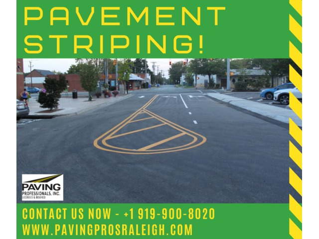 Pavement Striping Raleigh NC | free-classifieds-usa.com
