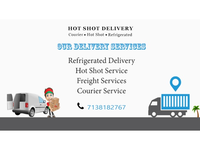 We specialize in hot shot delivery service | free-classifieds-usa.com