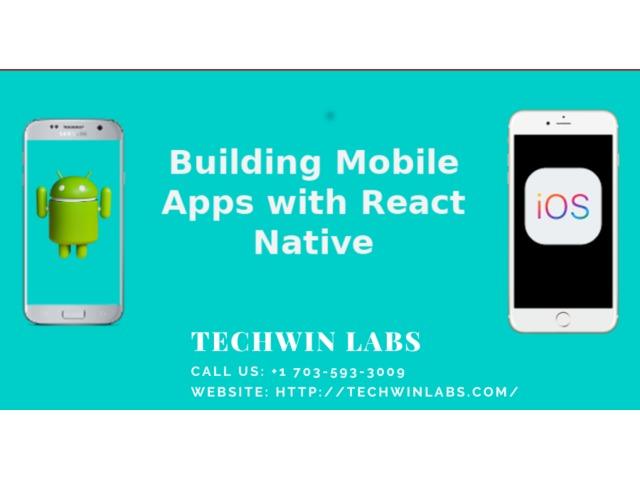 React Native App Development Agency - Techwin Labs   free-classifieds-usa.com