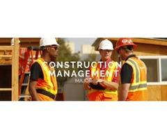 Construction Management Programs Training