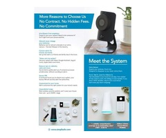 SimpliSafe is a Comprehensive Security System