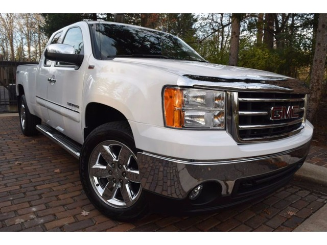 2013 gmc sierra 1500 4wd sle edition motor city package for Motor city gmc service department