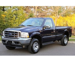 Sell 2002 Ford F-250 XLT $2500