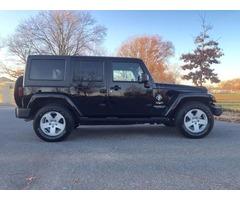 2012 Jeep Wrangler Sahara Unlimited