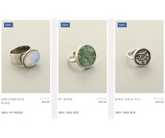 Make the Most of Silver Jewelry With Israeli Rings in Silver