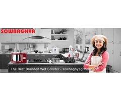 Best Wet Grinder - Sowbaghya