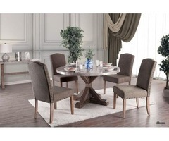 Shop for Bridgen Cottage Table and 4 Chairs Online