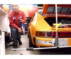 Porsche Wheel Alignments Service Laguna Beach