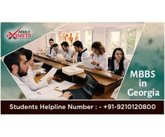 MBBS in Georgia Fees Admission Process 2020 | MBBS Experts