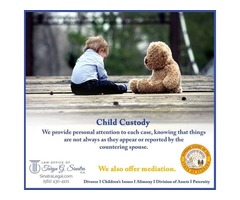 What options for Child Custody is best for you? Let's Talk