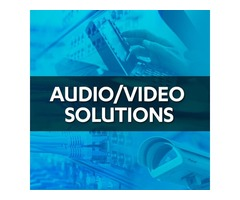 Complete Audio Video Solutions for Installation