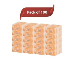 Get Himalayan Salt Blocks (Pack Of 100)