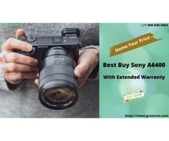 Best Buy Sony A6400 With Extended Warranty