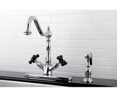 Duchess 2-Handle Kitchen Faucet Online | Rainbow Best Deal
