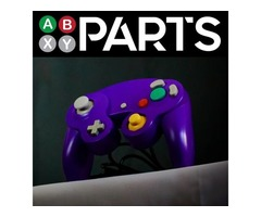Shop Online ABXY GameCube Controller Parts Kit