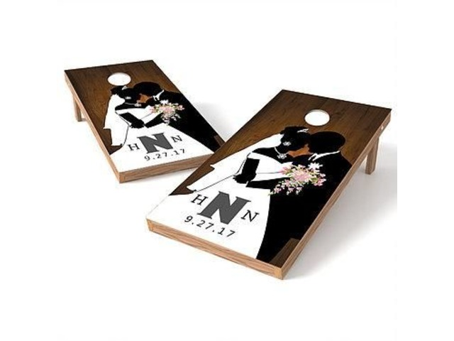 Get Attractive Wedding Cornhole Game at Best Rates from a professional Website! | free-classifieds-usa.com