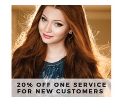 Hair Salon and Spa Offers and Discounts in Murphy, Texas - New Client Special Offer