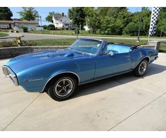 1967 Pontiac Firebird 400 CONVERTIBLE, ORIGINAL, EXCELLENT