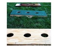 Washers Game: Most Affordable Site to Buy Handmade Washers Boards!