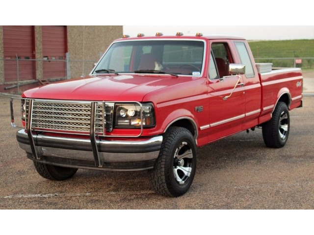 sell 1995 ford f 150 xlt 2000 cars dallas texas. Black Bedroom Furniture Sets. Home Design Ideas
