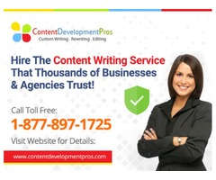 Blog Writing Services | Blog Writers | Blog Post Writing Service - Content Development Pros