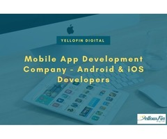 Mobile App Development Company - Android & iOS Developers