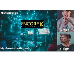 Encore KTV Lounge Is The Best Atlanta Nightclub With Karaoke And Finest Local DJs