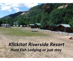 Washington Hunt Fish Lodging Outdoor adventures