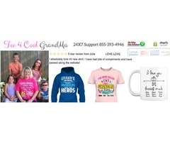 Tee4CoolGrandma - Get Best Deals with Using of Promo